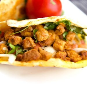 Crispy Spicy And Sweet Pork Tacos Recipe 3 of 6