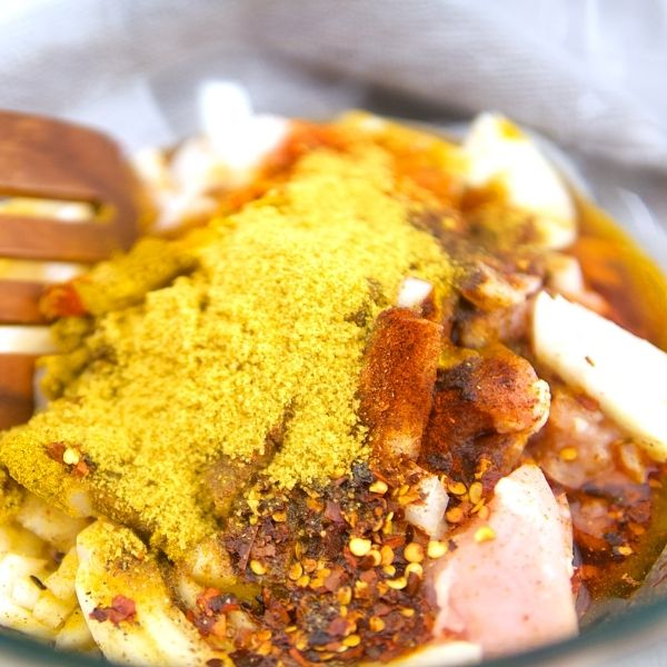 Chicken Curry Seasoning 2 of 4