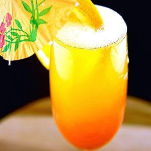 Easy Bahama Mama Mimosa Recipe 2 of 6
