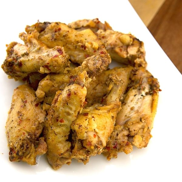 Garlic Parmesan Chicken Wings Off The Bone Recipe 4 of 5