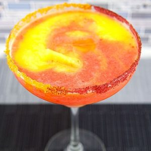 Frozen Strawberry Mango Margarita Recipe 2 of 10