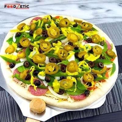 Spicy Italian Sub Chipotle Pizza Recipe 1 of 6a