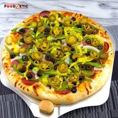 Spicy Italian Sub Chipotle Pizza Recipe 2 of 6a