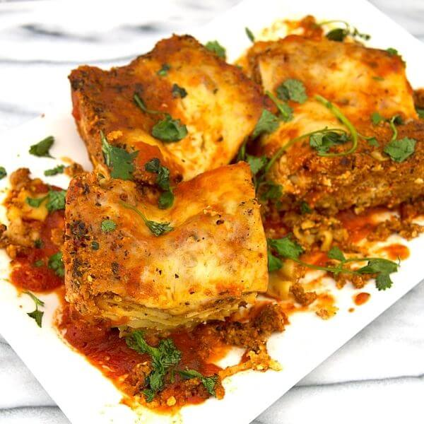 Easy Homemade Oven Ready Lasagna 5 of 5