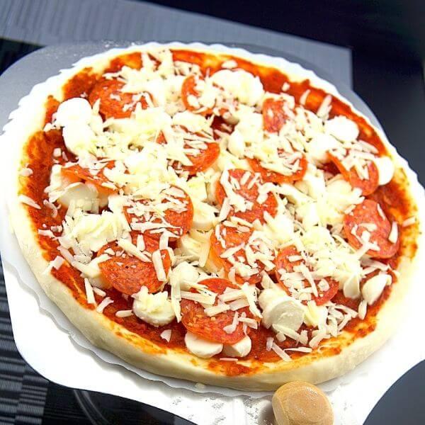 Pepperoni Lover Pepperoni Pizza Recipe 2 of 10