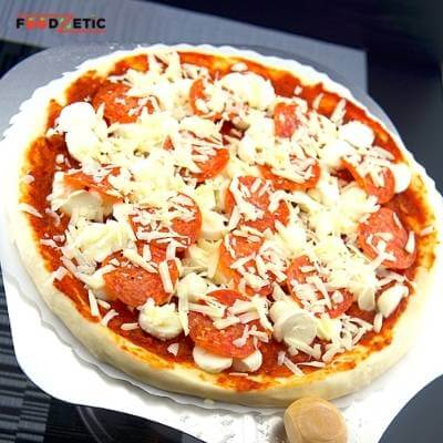 Pepperoni Lover Pepperoni Pizza Recipe 2 of 3a