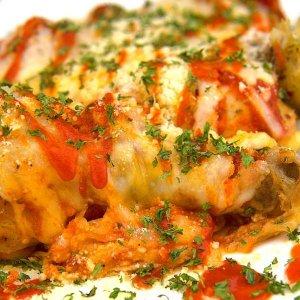 Baked Chicken Legs Keto Parmesan Chicken Recipe 5 of 5