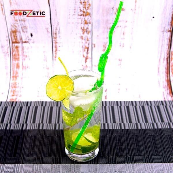 Lemon Lime Mojito Mint Leaves With Rum 1 of a