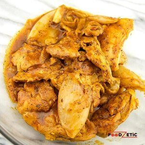 Stewed Chicken 1F