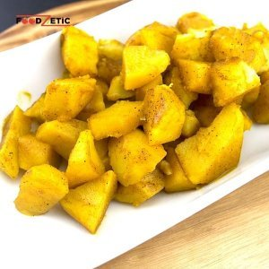 Curry Potatoes 2 of 2