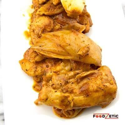 Stewed Chicken 2F