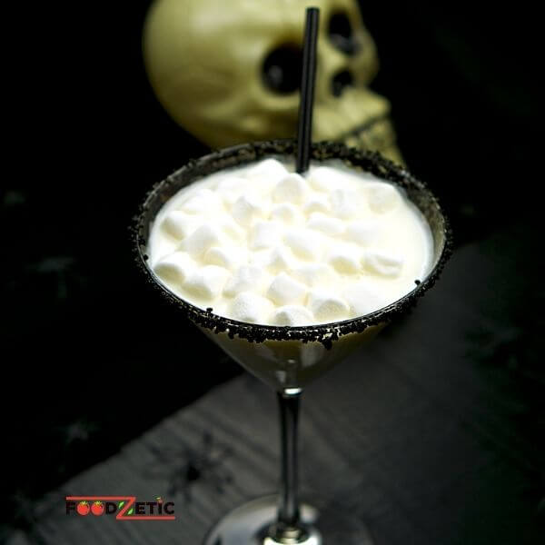 Drunk Ghost Martini 1 of 2