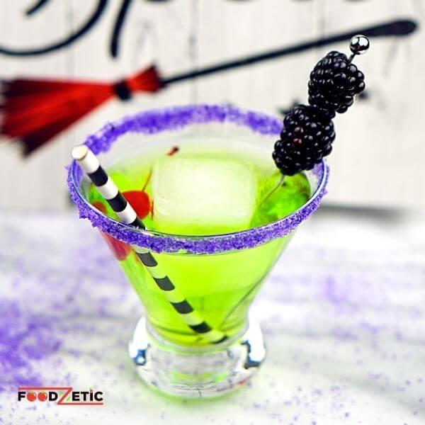 Hocus Pocus Halloween Cocktail 1 of 2