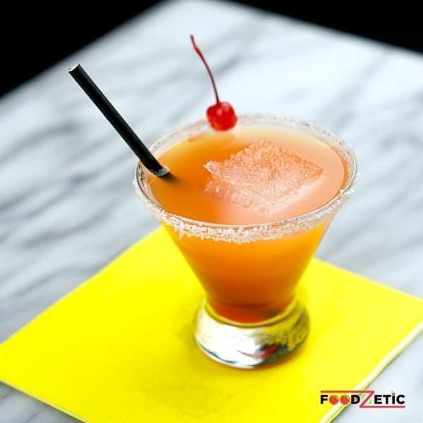 Pineapple Tequila Sunrise 2 of 5